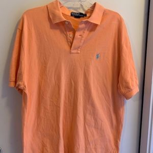 Ralph Lauren Men's Short Sleeve Polo
